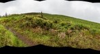 El Puntudo - Trail to south - Low-resolution - 360 degrees