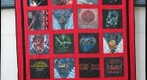 Star Wars Quilt 10X
