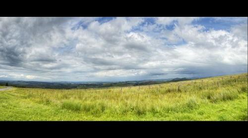 Scottish Boarder Panorama