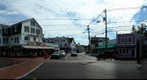 York Beach, Maine -  Main Street view