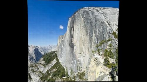 Half Dome - Diving Board