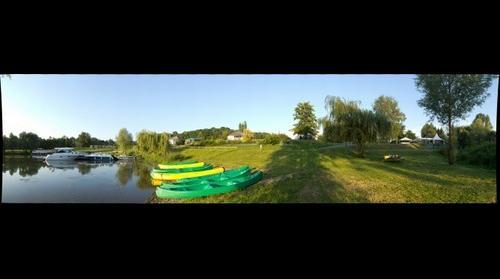 Saône Valley - Parc résidentiel de loisirs