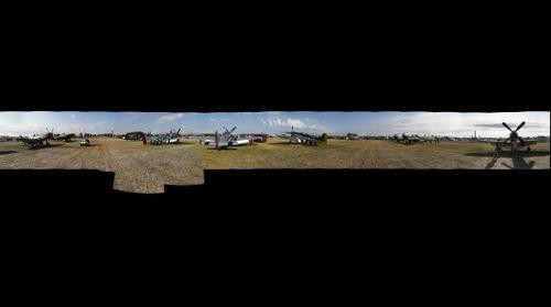 Airventure Warbirds Parking