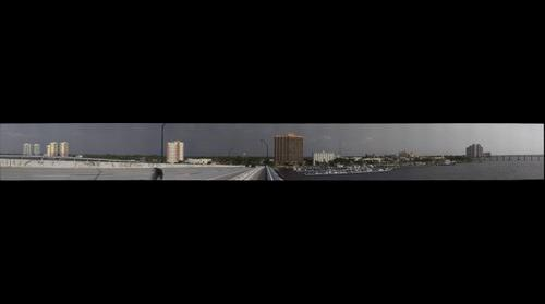 Downtown Fort Myers Skyline