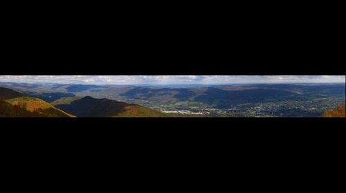 South Adams from Mt. Greylock