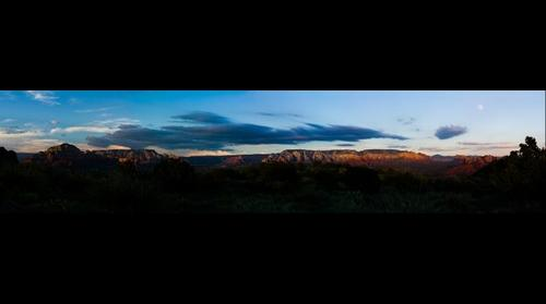 Sedona Red Rock Sunset