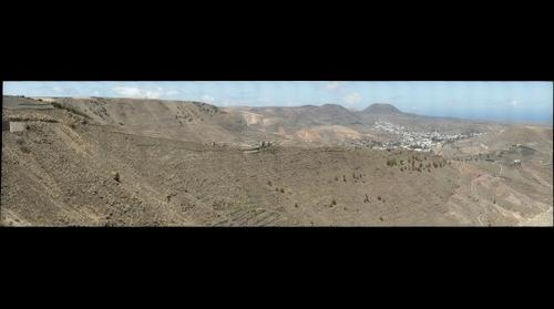 Lanzarote, city of Haria