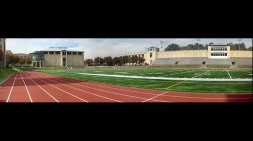 CMU  Football Field