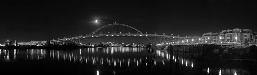 Fremont Bridge, Portland OR