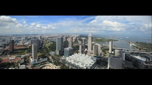 Singapore cityscape 04