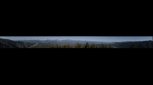 Hornet Lookout, Flathead National Forest, Montana