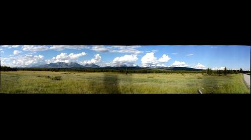 Big Prairie, Glacier National Park, Montana