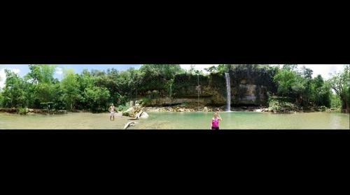 Salto Alto de Bayaguana in Dominican Republic