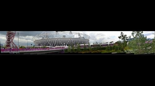 Olympic Stadium, Olympic Park, London 2012