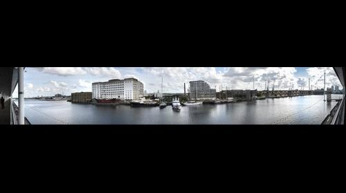 Royal Victoria Dock lands, Excel Centre, 2012 London Olympic Games