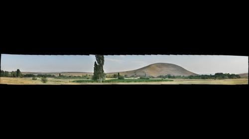 Kale Tepesi, Konya (Turkey) - large panorama