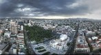 La Ciudad de Mxico desde el mirador de la Torre Latinoamericana 