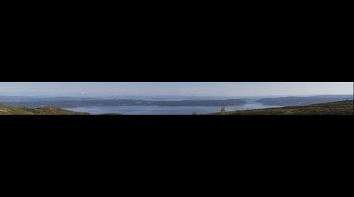 Folla - utsikt over Inderøy