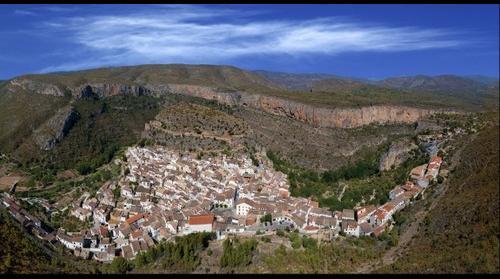 Panoramica de Chulilla