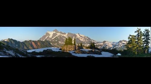 Mount Shuksan - North Cascades Washington