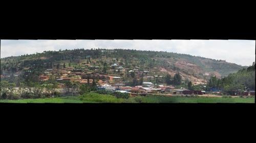 Rwanda - Nyacyonga village