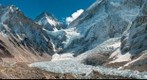 Khumbu Icefall and Base Camp