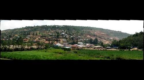 Nyacyonga Village near Kigali