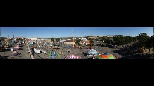 Panorama: MontanaFair