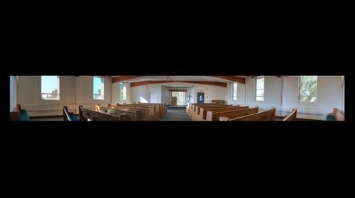 Men's dorm chapel