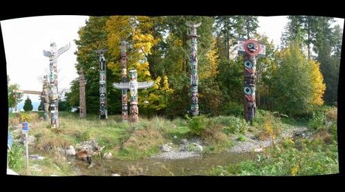 Stanley Park Totem Park