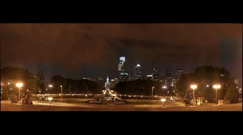 Philadelphia night