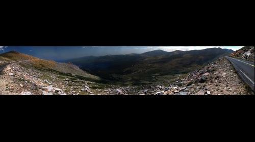 Mt Evans Overpass