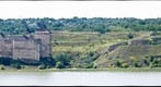  Khotyn Fortress /  , Ukraine (200 mm lens, 0.9 km)