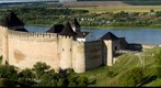 Khotyn Fortress /  , Ukraine (500mm lens, shooting  point - near 300 metres from the fortress wall)