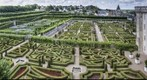 Garden at Chateau Villandry, France