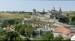 Kamianets-Podilskyi Castle/ Кам'янець-Подільська фортеця, (500mm lens, shooting point - 300 m from the Castle wall), Ukraine