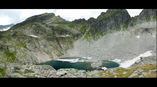 Kleiner Tauernsee - 2284 m