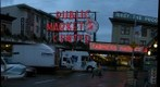 Pike Place Market in the Morning.