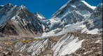 Base Camp and Khumbu Icefall