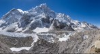 Nuptse and Everest Base Camp