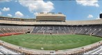 Neyland Stadium - 50 Yard Line