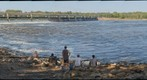 Fishing at Coon Rapids Dam Regional Park