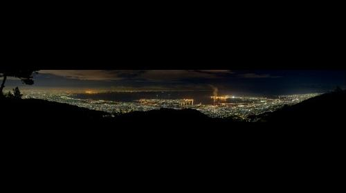 Rokko Tenrandai Night View