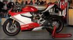 DUCATI 1199 PANICALE S - TRICOLORE