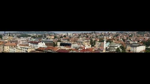 Sarajevo the capital city of Bosnia and Herzegovina
