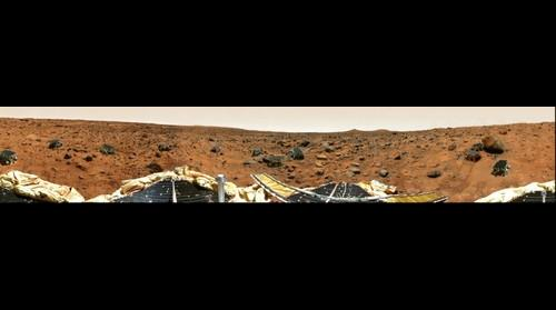 "Mars Pathfinder ""Many Rovers"""
