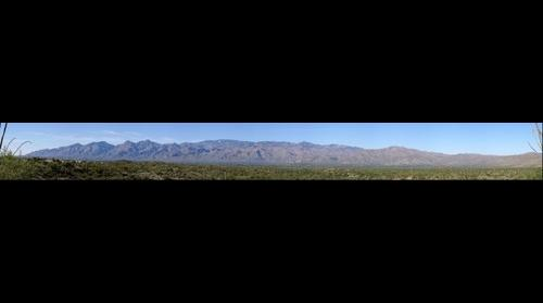 Catalina Mountains north Of Tucson