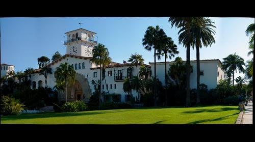 Santa Barbara, CA Courthouse