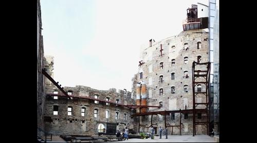 Mill City Ruin, Minneapolis