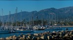 Santa Barbara Marina and Pier